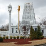 Venkateswara Swami temple, Riverdale near Atlanta, Georgia, US