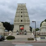Malibu Hindu Temple, Malibu, California, US