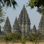 Prambanan Shiva Temple, Central Java, Indonesia